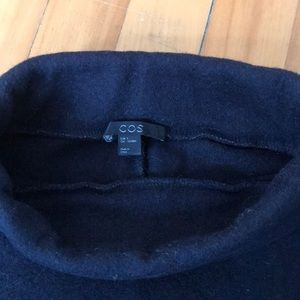 COS Sweaters - Wool Blend Turtle Neck Sweater